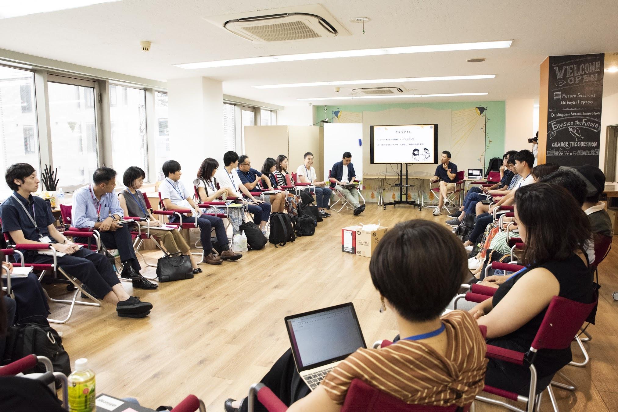 【渋谷をつなげる30人 4期 Day3】〜プロジェクトの芽が出た日〜