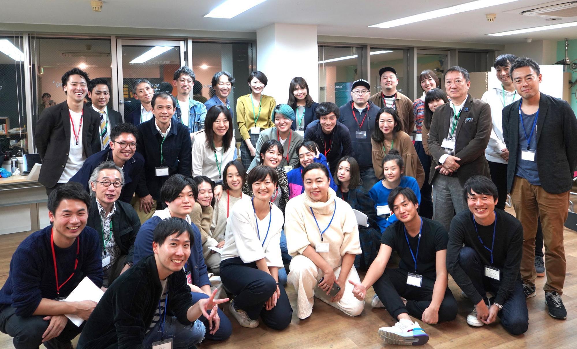 【渋谷をつなげる30人 4期 オープンセッション】〜エンタメチーム編〜