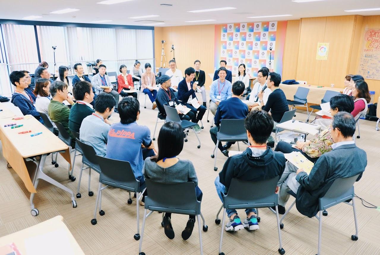 【京都をつなげる30人 1期 Day1】新しい問題設定をする30人へ ~ はじまりの日 〜