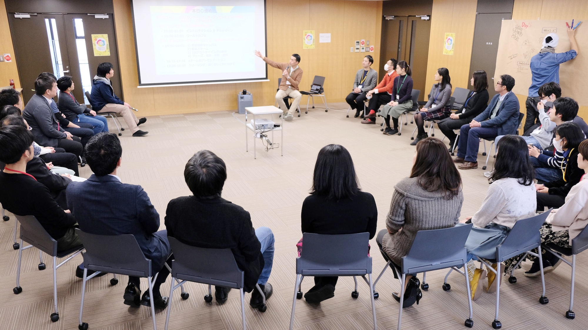 【京都をつなげる30人 1期 Day5】プロジェクトのアイディアを具体化する。いよいよプロトタイピングへ!