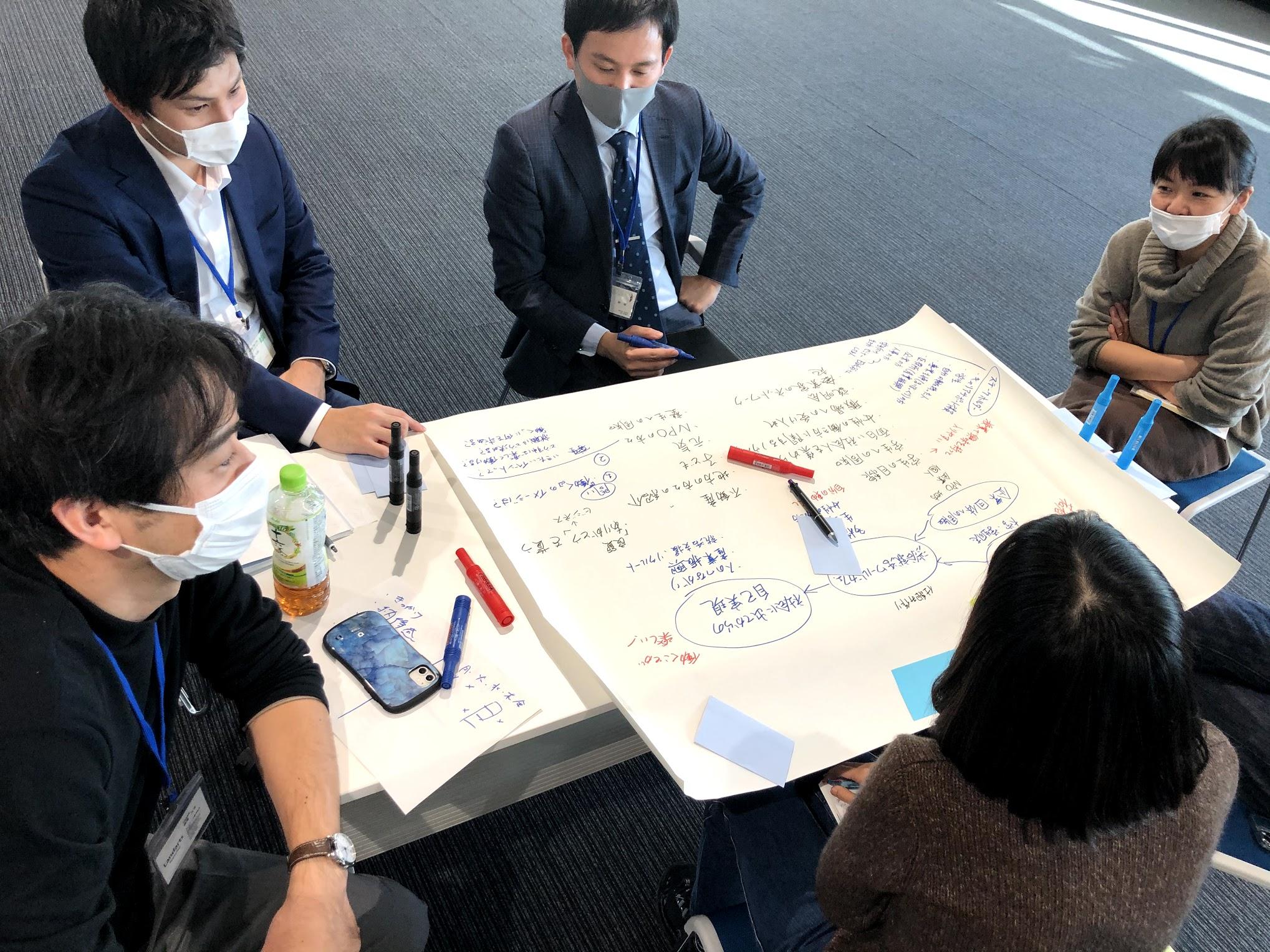 【渋谷をつなげる30人 5期 Day3】〜チームとともに、次のステップへ〜